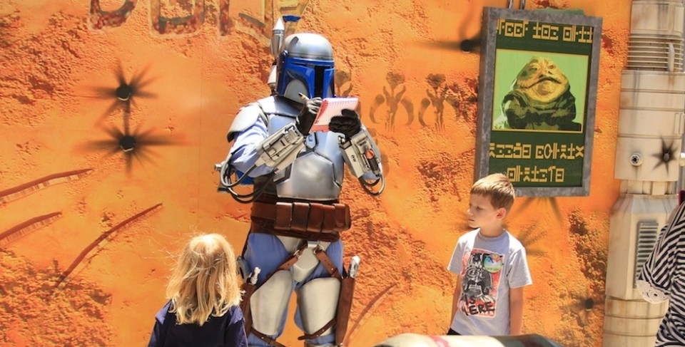 Star Wars Weekends Jango Fett
