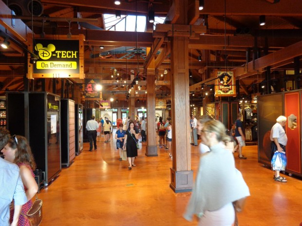 Marketplace Co-Op at Downtown Disney