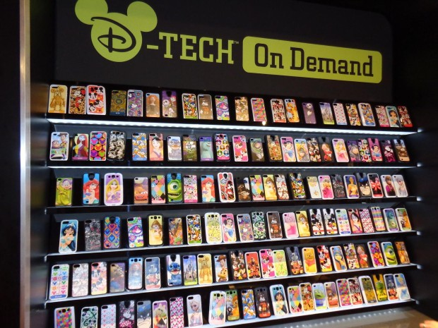 d-tech on demand in Marketplace Co-Op at Downtown Disney