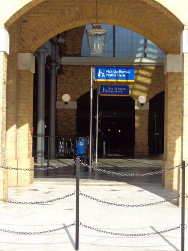 London waterfront diagon alley universal orlando