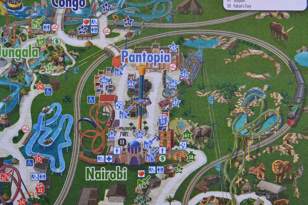Photo Update: tour the new Pantopia area at Busch Gardens