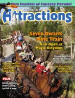 Orlando Attractions Magazine Summer 2014 cover