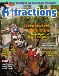 Orlando Attractions Magazine Summer 2014 cover