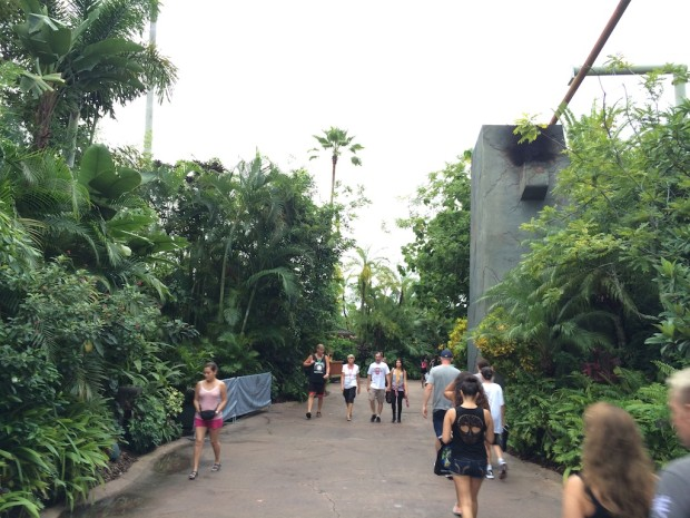 Attractions Magazine jurassic park photos 4