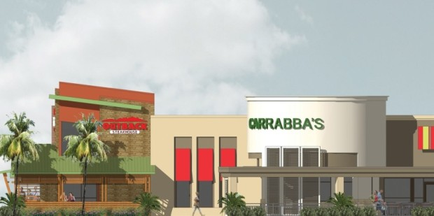 Orlando I-Drive 360 Carrabba's Outback Rendering