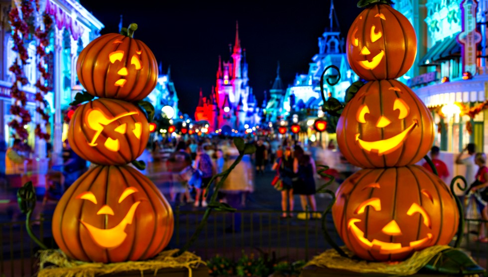 Mickey's Not So Scary Halloween Party kicks off this week