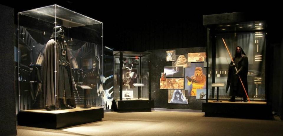 AFI display at hollywood studios