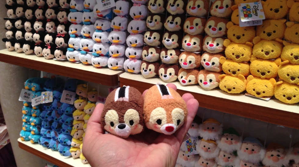 1dfd50a7612 Japan s Tsum Tsum craze has hit Walt Disney World