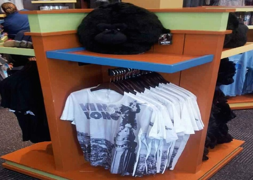 New Store Opens At Universal Featuring Retro Merchandise