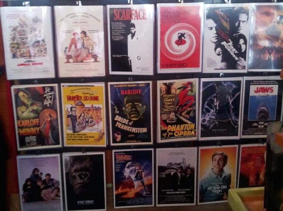 universal movie posters