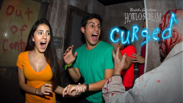 howl-o-scream 2014 cursed