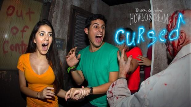 howl-o-scream 2014 cursed