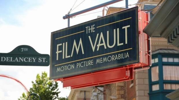 The Film Vault at Universal Orlando