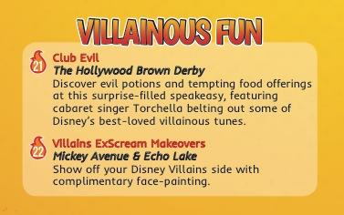 Villains Unleashed torchella