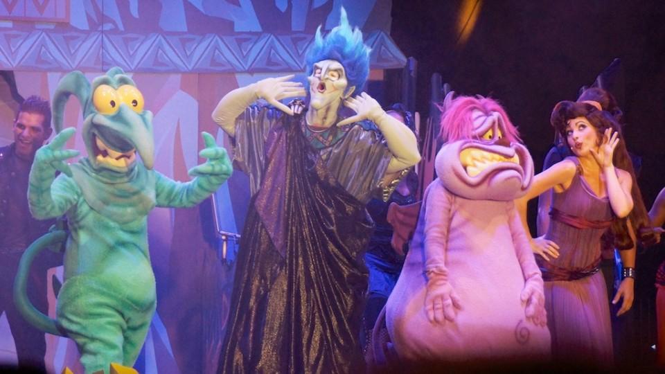 The very first Villains  Disney Villain Dance Costumes