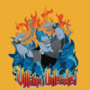 Villains unleashed logo