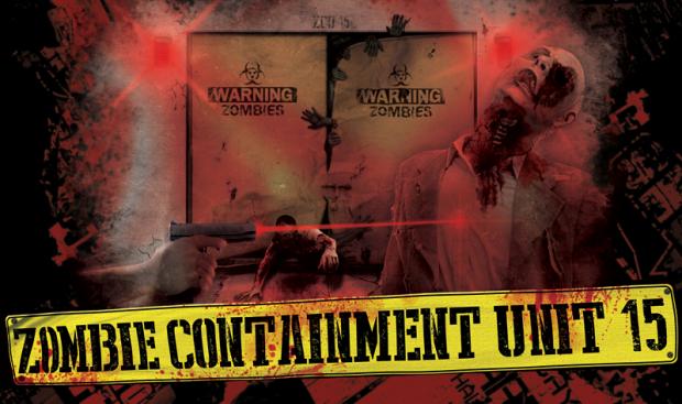 HowlOScream 2014 zombie