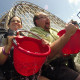roller coaster ice bucket challenge