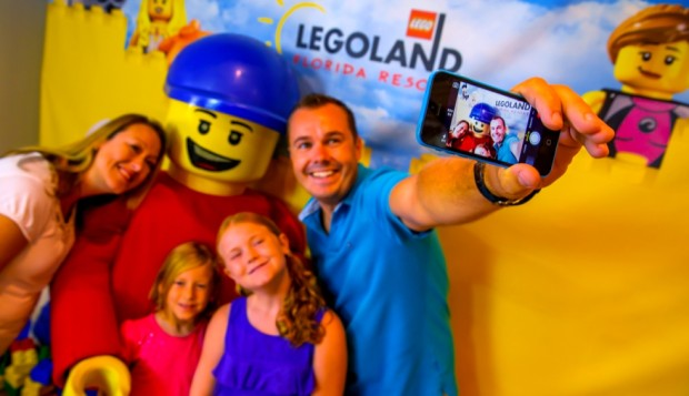 Legoland Florida Resort Buddy's Character Corner meet and greet