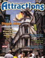 Orlando Attractions Magazine Fall 2014 cover
