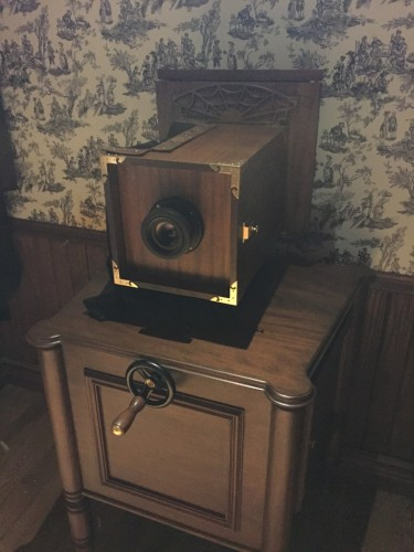 Memento Mori Haunted Mansion gift shop
