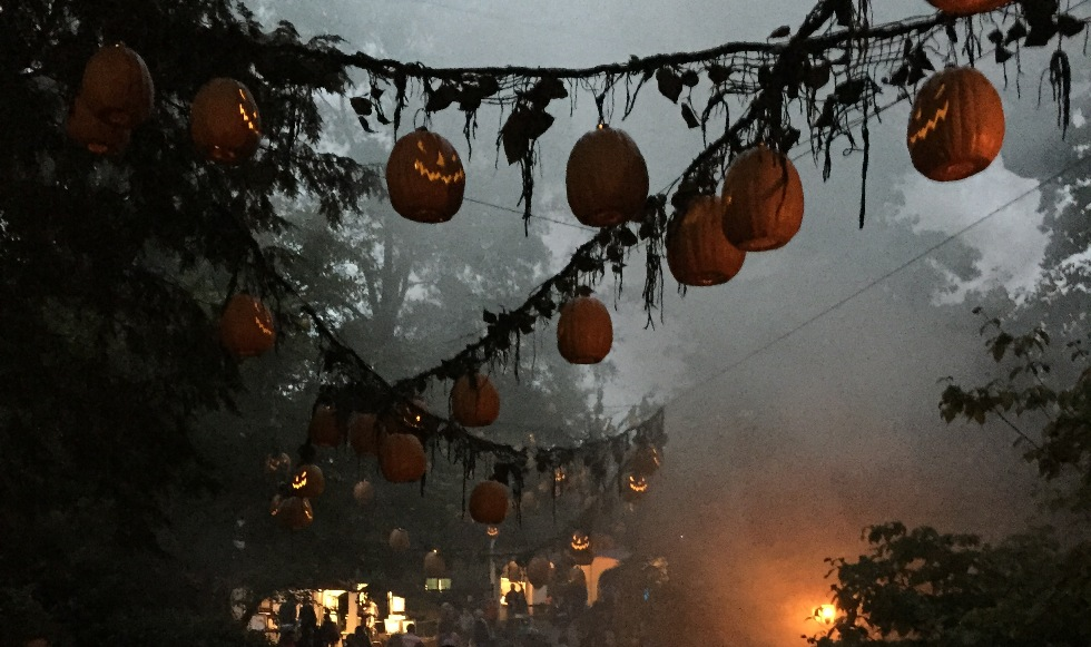 Out Of The Loop: Review Of Howl O Scream At Busch Gardens Williamsburg