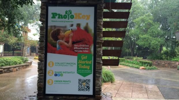 Busch Gardens SeaWorld PhotoKey