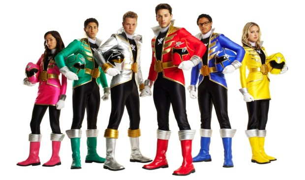 Power Rangers Super Megaforce at Nick Hotel