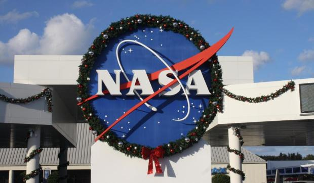 Nasa Wreath
