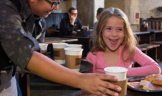 hot butterbeer wizarding world of harry potter universal orlando