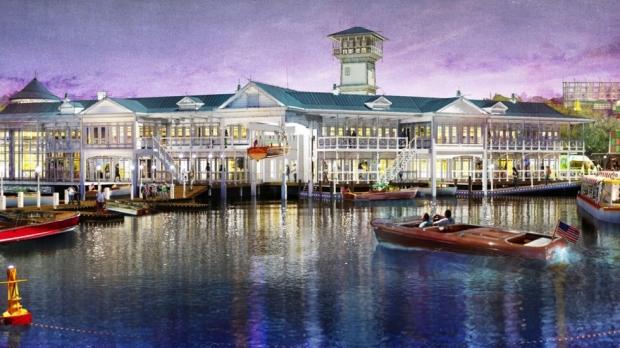Disney Springs The Landing