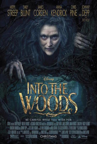 IntoThe Woods movie poster