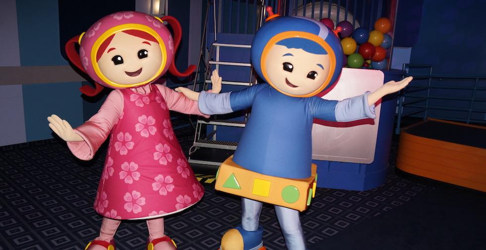 Nick Hotel To Host Preschool Celebration Weekend