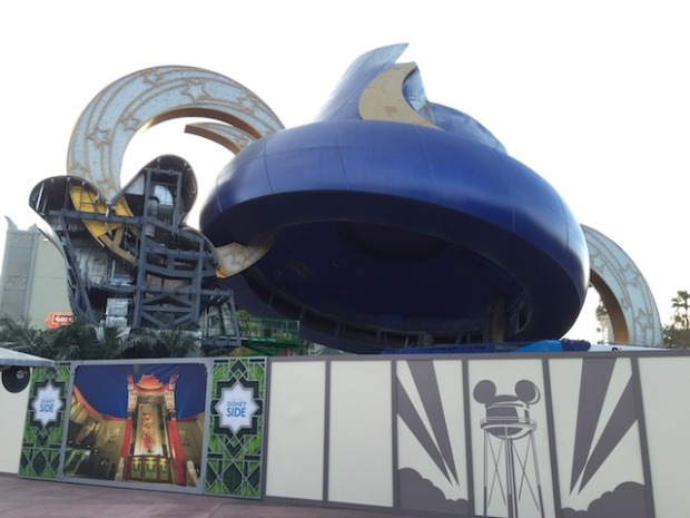 Disney Hollywood studios hat demolition 2