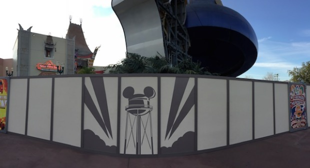 Disney Hollywood studios hat demolition 4