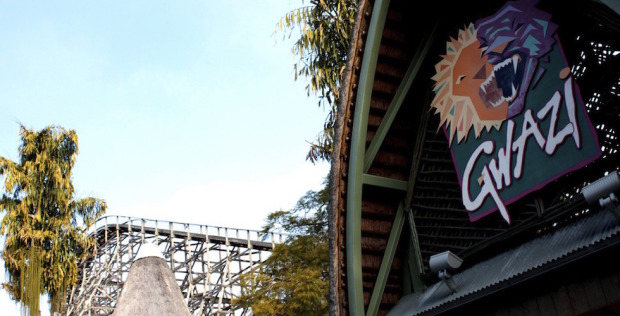 Gwazi Roller Coaster At Busch Gardens Closing Feb 2