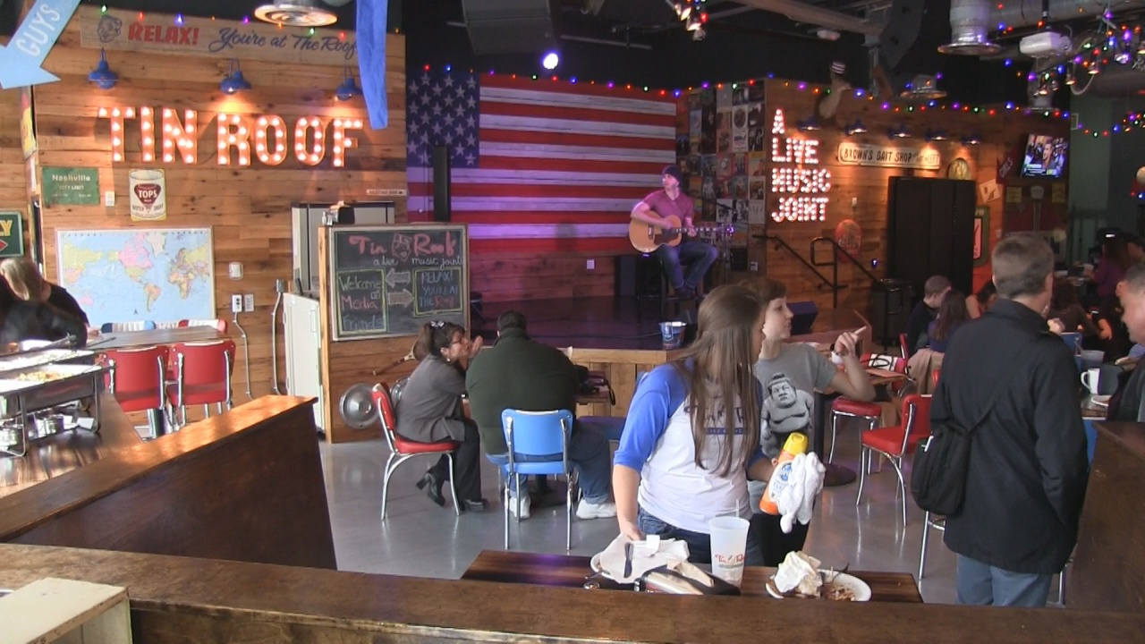 Tin Roof To Hold Grand Opening Celebration At I Drive 360