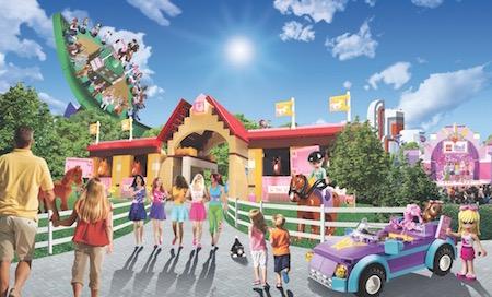 Legoland Lego Friends Heartlake City