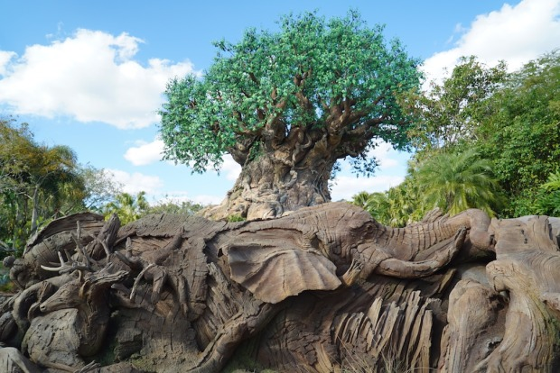 Animal Kingdom new tree sculptures 5