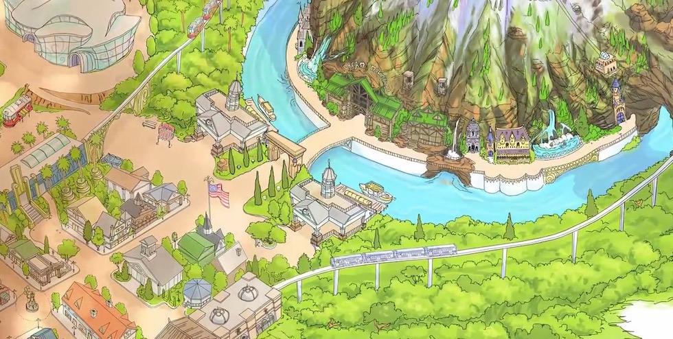 Dreamvision mountain art