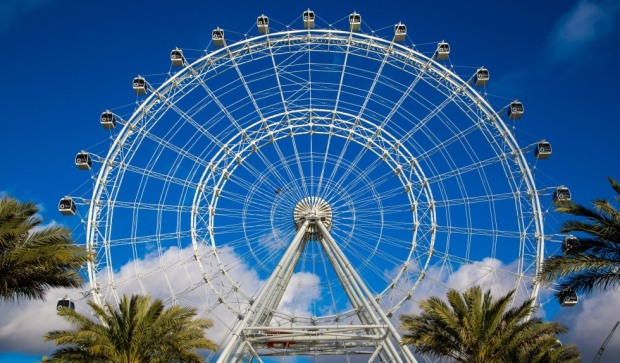 orlando eye observation wheel i-drive 360