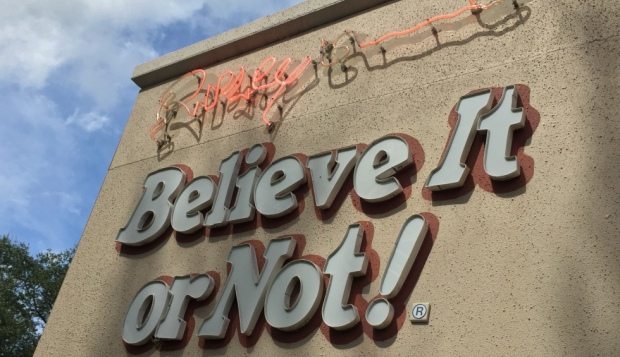 ripley's believe it or not international drive orlando