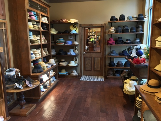 chapel hats disney springs