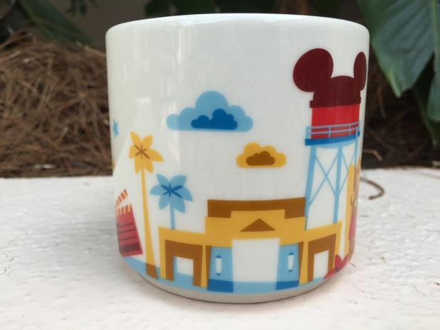 Disney's Hollywood Studios You Are Here Collection mug Starbucks