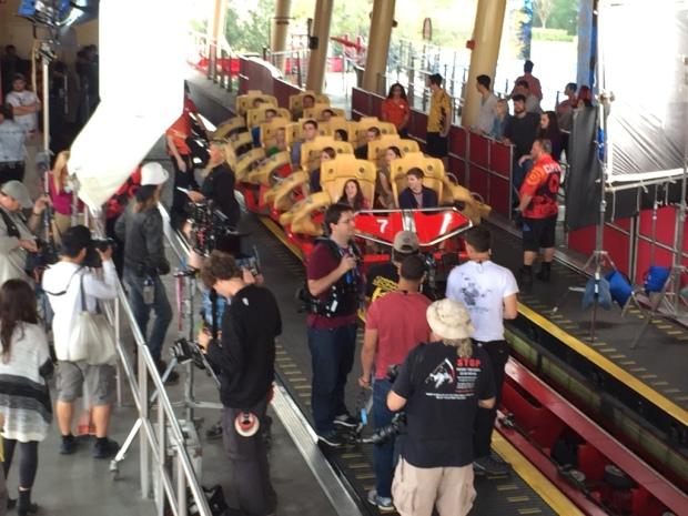 sharknado 3 filming universal orlando