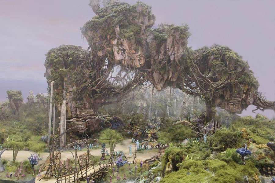 avatar animal kingdom walt disney world