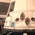 Spacex shuttle capsule