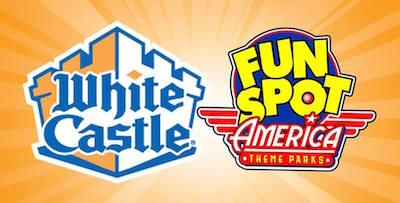 white castle fun spot logo