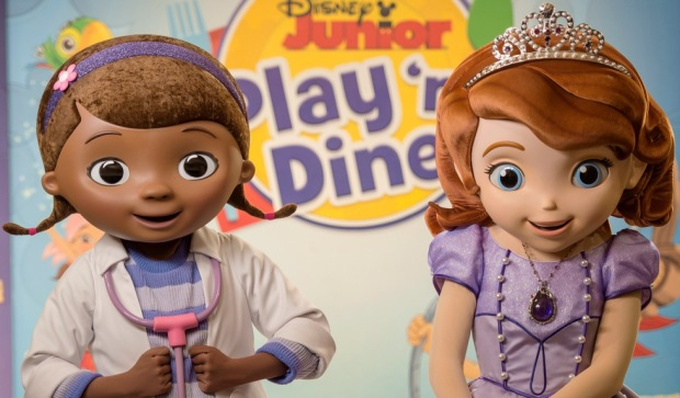 Doc McStuffins disney's hollywood studios