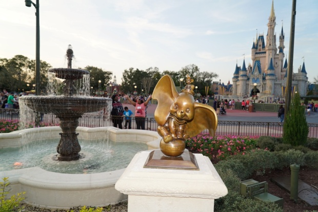 Attractions Magazine magic kingdom new hub 13